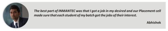 inmantec students review-abhishek