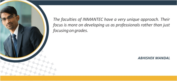 inmantec review abhishek mandal