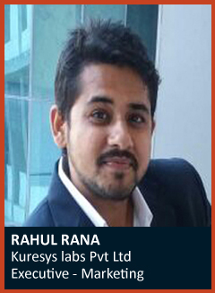 Rahul Rana Kuresys Lab