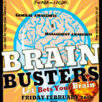 Brain Buster'16