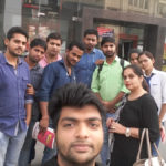 PGDM Ist Year  Students Visit to Gaur Mall Ghaziabad to get an Marketing Exposure