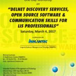 DELNET Workshop at Inmantec