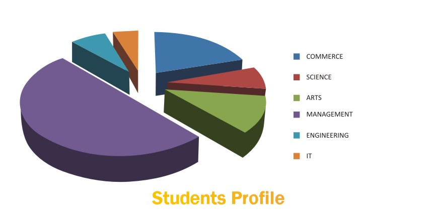 student profile chart