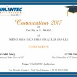 Register Yourself for Convocation – 2017