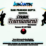Ram Prakash Gupt Memorial Cricket Tournament- 2018