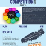 Business Plan Competition [BPC 2019]