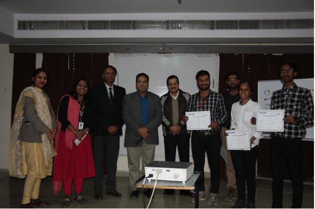 IInd Prize Winner