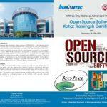 Open Source Software Koha: Training & Certification