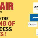 Job Fair on 14 June, 2019 at INMANTEC Institutions
