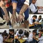 Art Club-Inmantec Organises Mehndi Competition