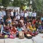 INMANTECians chose to spread smiles at Sarv Hitay NGO