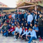 BCA Final Year Students Spent a Day at Chokhi Dhani Village