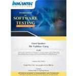 Workshop on Software Testing